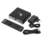 KI Plus T2 S2 Android 5.1 TV Box w / 1 GB de RAM, 8 GB ROM (enchufe de la UE)
