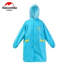 Rainproof Impermeable Children Raincoat Plastic EVA Rain Coat (altura: 135-150CM)