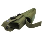 Tactical Pistol Hand Gun Holster Magazine Slot Holder - Army Green