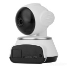 Mini Wi-Fi Smart IP Camera Support IOS / Android - Black + White