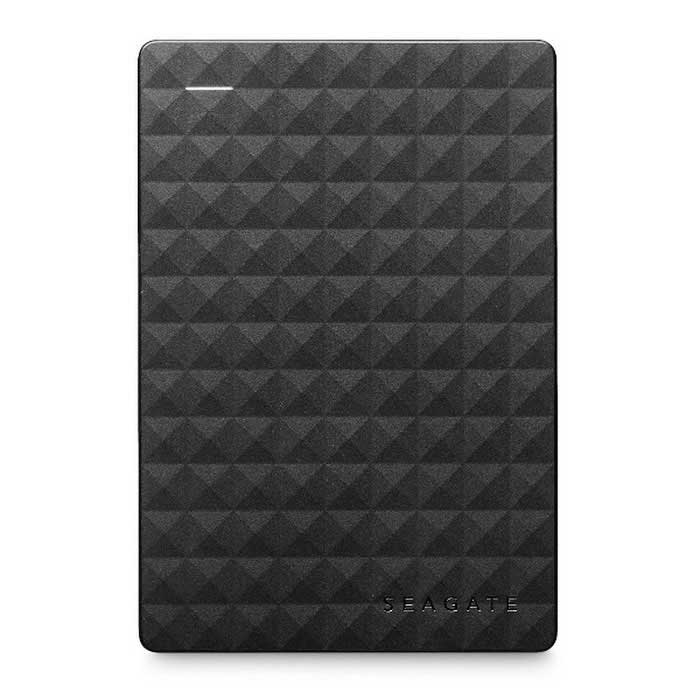 Seagate Expansion 2TB Portable Hard Drive STEA2000400 - Svart
