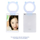 Portable Clip-on Lovely Selfie Photographing Compensation Light