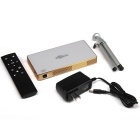 Kemico Professional Mini Smart Projector with Android 4.4.4 - White