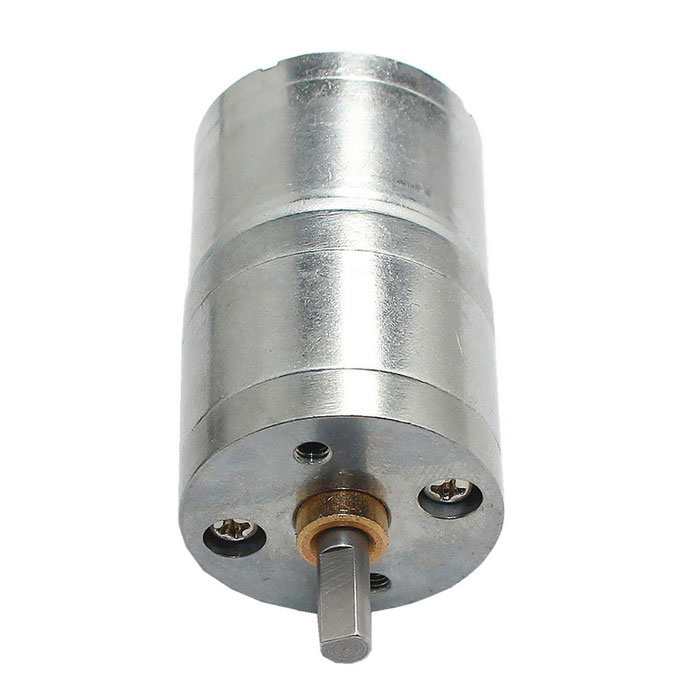 Dc 12v 9rpm type 2418 large torque brushless gear motor for Brushless dc gear motor
