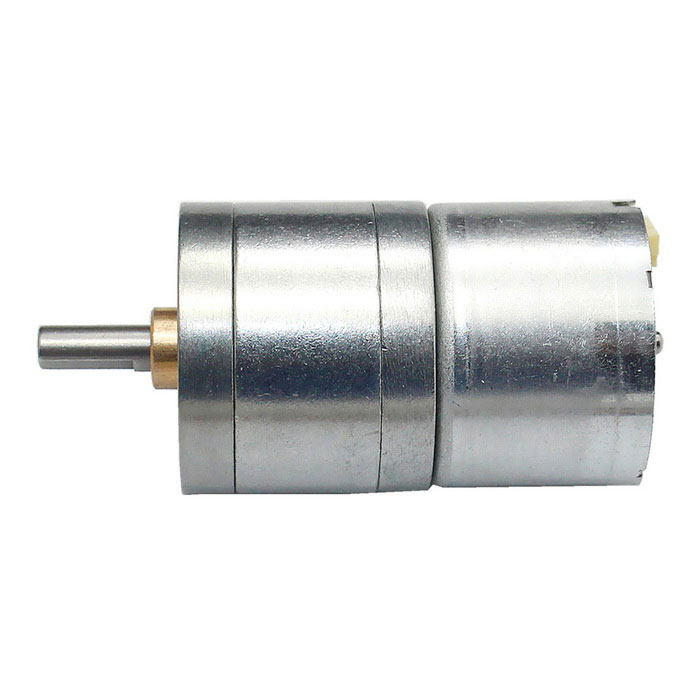 Dc 12v 9rpm type 2418 large torque brushless gear motor for Large brushless dc motors
