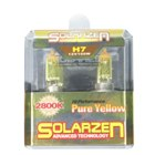 Vehicle Halogen Lamps (H7 100W 2800K Yellow 2-Pack)