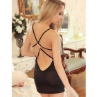 FanYang H107 Damen Sexy Dessous Anzug Lace + Spandex Schlafkleid