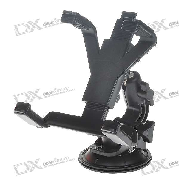 Universal Car Windshield Swivel Mount for Ipad