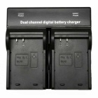 BLN1 Digital Camera Battery Dual Charger for Olympus BLN-1 EM1 5 EP5