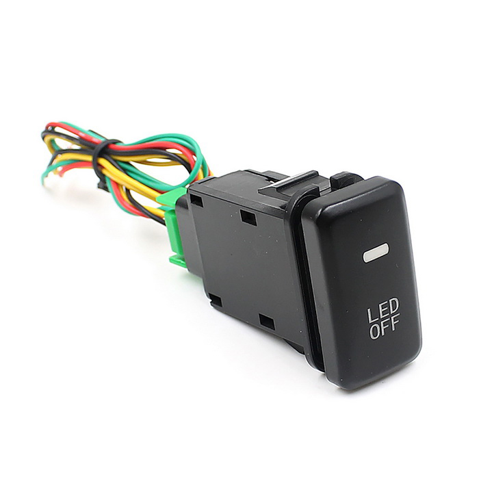 CS-268A1 Modified Special Fog Lamp Switch For Toyota - Black