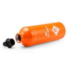 Feuer-Ahorn FMS-B750 Outdoor-Camping-Fuel Storage Bottle - Orange