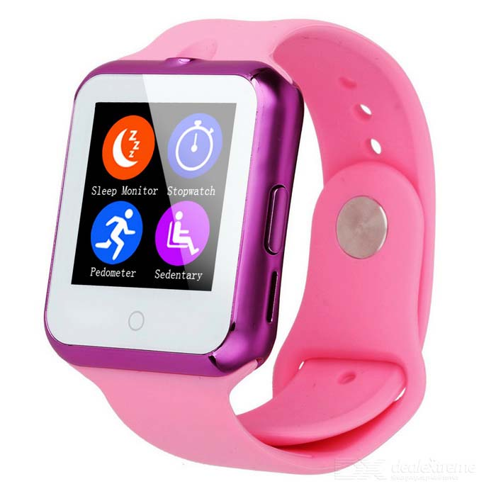 "NO.1 D3 1,22 ""MTK6261 Monitor de sono Smart Camera Watch ..."