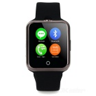 NO.1 D3 1,22 polegadas MTK6261 sono Monitor de Smart Camera Watch - Preto