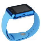 NO.1 D3 1.22-inch MTK6261 Sleep Monitor Camera Smart Watch - Blue