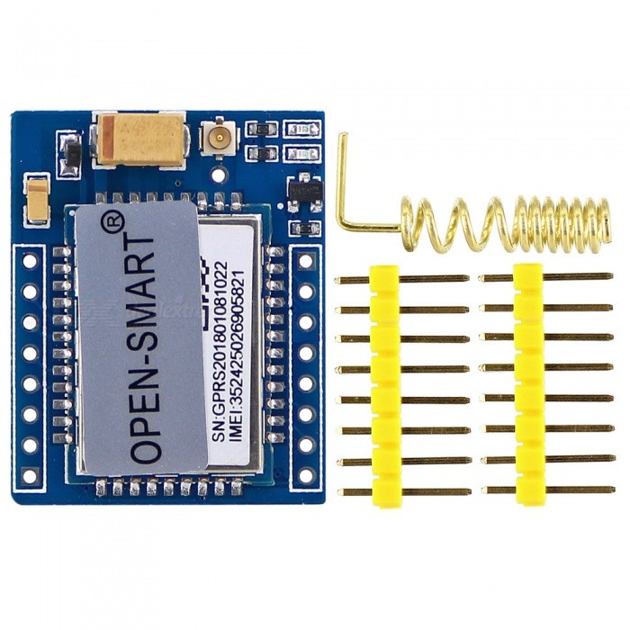 GPRS A6 Mini Серийный GPRS GSM модуль ядра Developemnt совет для Arduino