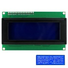 OPEN-SMART New I2C / IIC LCD 2004 Blue Display Module for Arduino
