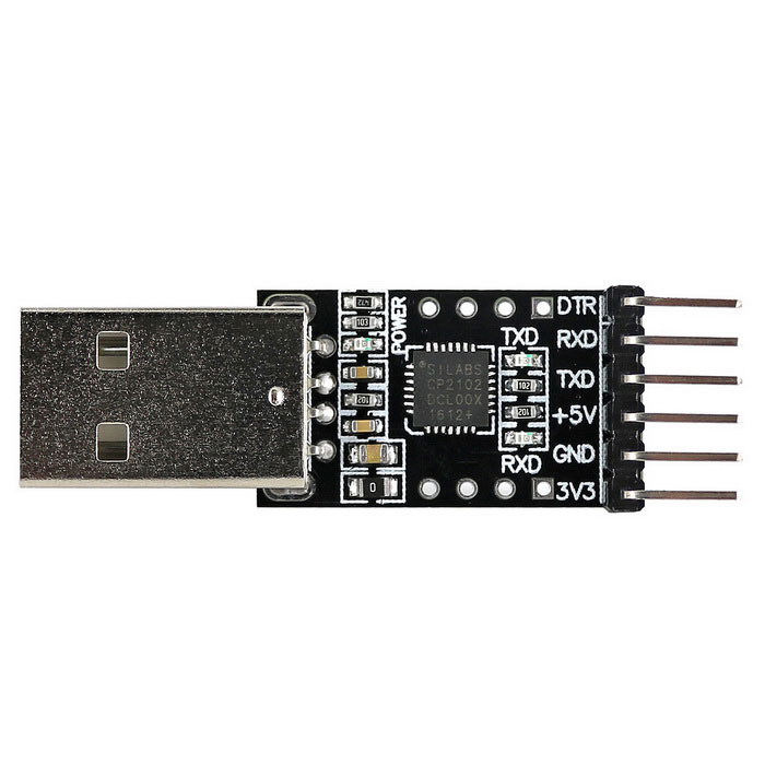 Cp usb to ttl serial adapter module for lilypad