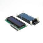 USB 16 * 2 RGB LCD for Raspberry Pi 3B/2B/B+ / Windows / Linux