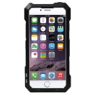 Metal Full Body Case w/ Fish Eye Lens for IPHONE 6S Plus - Black