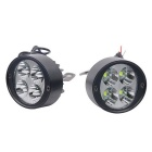 12~85V DIY Motorcycle 12W LED Headlight External Conversion Lamps