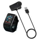 Charger Clip Sync Data Charge Cable for Garmin VivoActive HR Watch