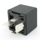 IZTOSS Normally Open 80A/12V 4-Pin Car Power Relay - Black