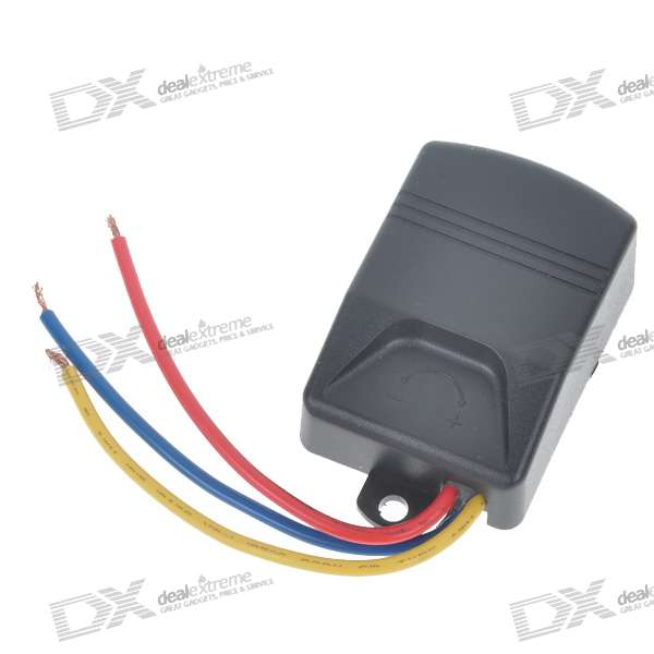 Smart Braking Controller LED Flashing Trigger (DC 12V) sw c2 0 200 celsius dial setting temperature controller