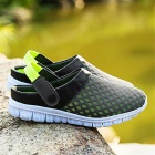 Men's Air-mesh Beach Leisure Sandals Shoes - Fruit Green (Pair / 41)