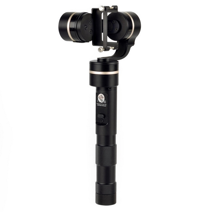 Handheld 3-Axis Electronic Gimbal Stabilizer for GoPro Hero 3/3+/4
