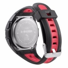 Xwatch Bluetooth Sports Watch / Pedometer / Tracker - Červená