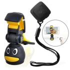 FOTOPRO Wireless Timing Shutter Self Timer - Black + Yellow