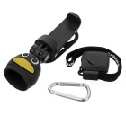 FOTOPRO Q3 Wireless Timing Shutter Phone Holder - Black + Yellow