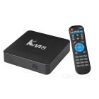 android 6.0 2.4G 5G caixa de 17,0 TV / double wi-fi BT4.0 H.265 kodi