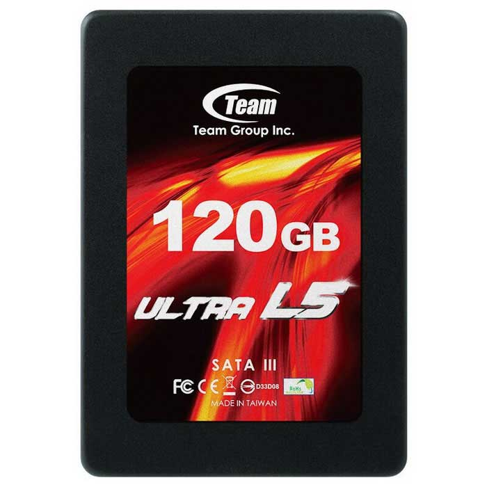 "Ultra L5 Team SSD 2.5"" Solid State Disk Sata3.0 6Gb/s (120GB)"