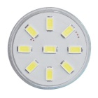 YouOKLight MR11 2W 9-SMD 3000K caliente Reflector LED blanco (DC 10 ~ 0 V)