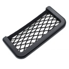 CS-318A1 17 * 8 Multi-purpose Net Bag for Car - Black