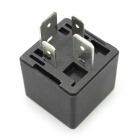 IZTOSS Normally Open DC12V Car Auto Power Relay - Black