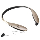 LG HBS900 bluetooth stereo headset - guld