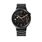 Huawei Stainless Steel with Stainless Steel Link Band - Black