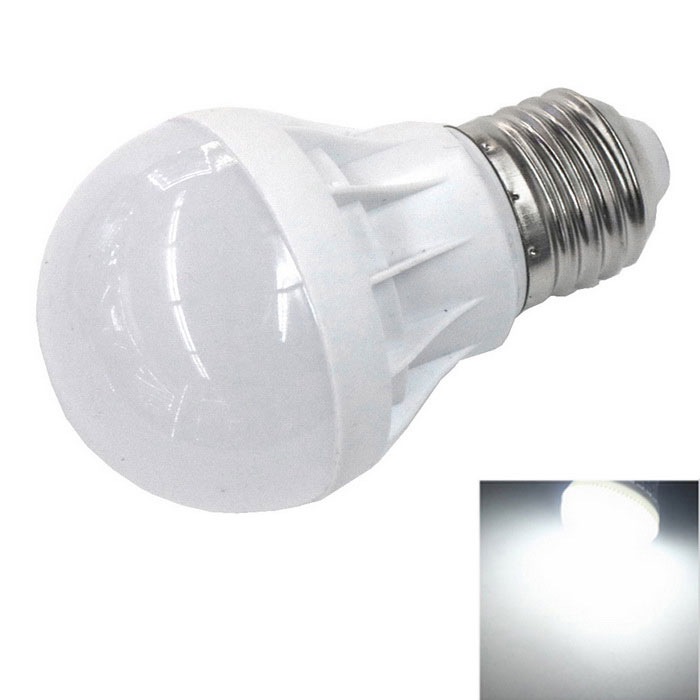 E14 5W 6000K 240lm 9-5730 SMD LED Bulb Lamp Cool White Light