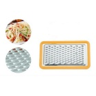 Vegetable Slicer / Peeler - Orange + Green