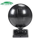 Adjustable Adhesive Decorative Mount Dummy Antenna for Auto Car -Black