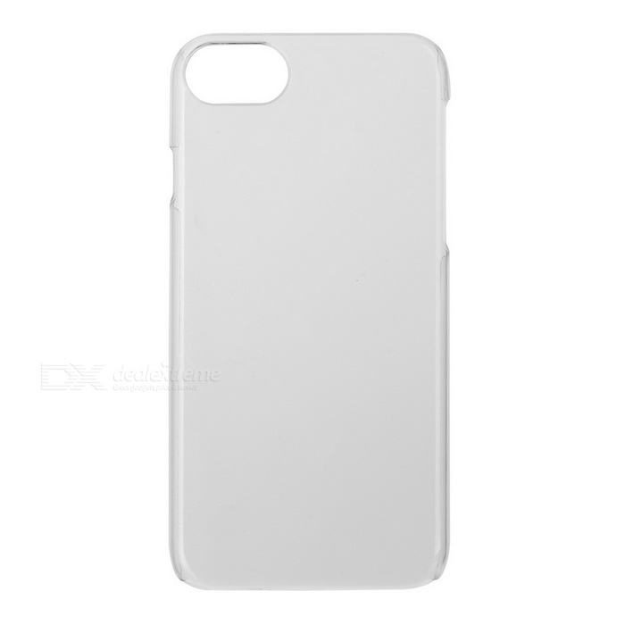 Protective Matte PC Back Case for IPHONE 7 - Transparent