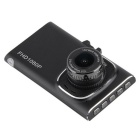 "GT900 96220 3"" HD Vehicle Car Data Recorder DVR - Black"