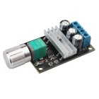 PWM DC Motor Speed Controller Speed Switch Module - Black + Blue