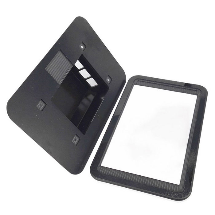 "7"" Touch Screen Enclosure Case for Raspberry Pi - Black"