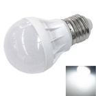 E27 15W 6000K 560lm 21-5730 SMD LED Bulb Cool White Light
