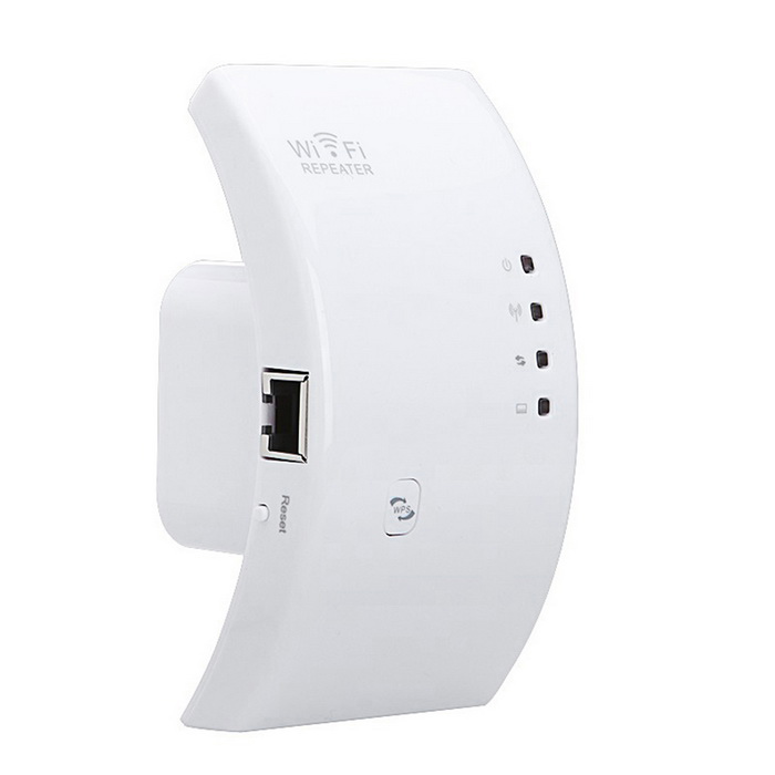Outdoor Wi-Fi Repeater - White