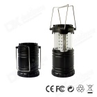 Joyshine 30-LED Portable Camping Collapsible Lantern Night Light Lamp
