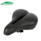 CARKING Road Bike Big Hollow Saddle Seat Mat MTB Parts - Black